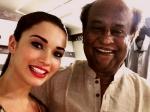 Rajinikanth Called Me Junior Aishwarya Rai Amy Jackson