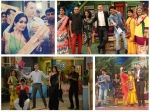 Bhabhi Jis Kapil Sharma Team Clean Bowled By Brett Lee Tkss Bjgph Pics