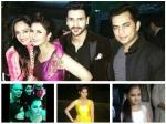 Divyanka Tripathi Vivek Reception Yhm Actors Other Tv Stars Attend Pic