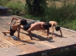Hrithik Roshan Does Push Ups With His Sons Hrehaan And Hridhaan