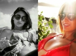 Ileana Dcruz Holidays At The Turtle Islands In Fiji With Her Boyfriend