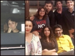 Kareena Kapoor Shahrukh Gauri Khan Spotted Partying Together Pictures
