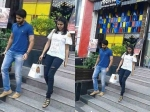 Samantha Naga Chaitanya Spotted Shopping Hyderabad