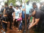Pictures Of Salman Khan At The Tree Plantation Drive For The Bmc