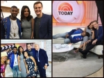 Priyanka Chopra Pictures With Usher Spotted On American Tv Show