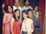 Balika Vadhu Reunion Avika Gor Toral Shashank Others Come Together Pic