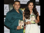 Salman Khan Praises Sania Mirza At Her Book Launch