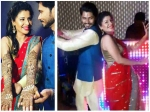 Sambhavna Seth Mehndi Ceremony Pics Dances With Avinash Dwivedi
