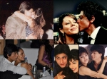 Shahrukh Khan Gauri Khan Romantic Pictures King Of Romance Real Life
