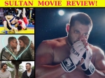 Sultan Movie Review Story Plot And Rating Salman Khan Anushka Sharma