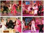 Sultan Salman Khan Fun Rofl Kapil Sharma Show History Repeats Pics