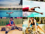 Sushmita Sen Holidays In Thailand With Her Daughters Renee And Alisha