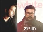 Unni Mukundan Promotes Mammootty Starrer White Malayalam Movie
