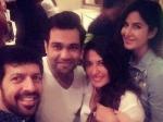 Salman Khan Ex Girlfriend Katrina Kaif Celebrates Sultan Success