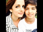 Hrithik Roshan Did Not Holiday With Sussanne Khan And Kids In London
