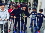 Hrithik Roshan Holidays With Sussanne Khan And His Kids In London