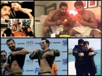 Varun Dhawan John Abraham Hot Pictures From Dishoom