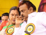 Arrest Warrants Against Vijayakanth And Wife Premalatha Stayed By Sc