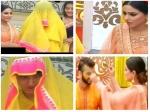 Yeh Rishta Kya Kehlata Hai Rose Goes Missing Haldi Ceremony Pics