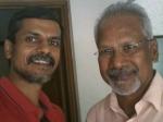 Kaatru Veliyidai Mani Ratnam Ropes Lingaa Art Director Amaran