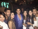 Bigg Boss 9 Gang Keith Rochelle Others Reunite Thanks To Kishwer Pics