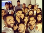 Upen Patel Birthday Nach Baliye 7 Mrunal Sharad Shakti Others Reunite