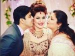 Divyanka Tripathi Share Rakhi Memories Vivek Dahiya Wishes Sister Pics