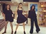 Divyanka Tripathi Sriti Jha Mouni Roy Ekta Beatpebooty Challenge