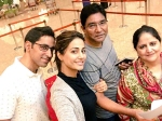 Yeh Rishta Kya Kehlata Hai Hina Khan Holidays With Family London Pics