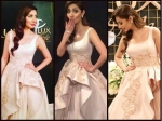 Mahira Khan Latest Pictures From Lux Awards Spotted In A Gown