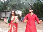Mona Singh Vivek Dahiya Dance Beatpebooty Their Way Its Awesome Pics
