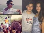 Jhanvi Kapoor Boyfriend Shikhar Pahariya Picture With Navya Nanda