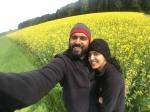 Nivin Pauly Rinna Joy Wedding Anniversary Selfie Goes Viral