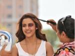 Priya Anand Learns Silambam For Gautham Karthik S Muthuramalingam Film