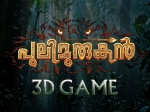 Puli Murugan To Launch 3d Game Mohanlal Vysakh