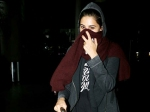 Revealed Why Nargis Fakhri Hid Her Face At The Mumbai Airport