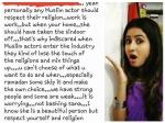 Krishnadasi Actress Sana Sheikh Perfect Reply For Bashers