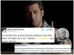 Sapna Bhavnani Abuses Salman Khan In Latest Interview