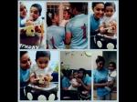 Photos Sneha Prasanna Celebrate Baby Son Vihaan S First Year Birthday