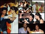 Shahrukh Khan Deepika Padukone 15 Best Pictures Chennai Express Days