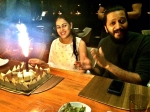 Genelia Dsouza Celebrates Her Birthday With Riteish Deshmukh