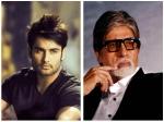 Vivian Dsena Amitabh Bachchan On Screen Together