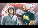 Eminem Makes A Surprise Appearance On Stage During Drake S Concert