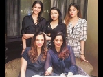 Sridevi Latest Picture With Jhanvi Kapoor Khushi Kapoor Is Adorable