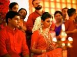 Pretham Fame Sharanya Menon Enters Wedlock