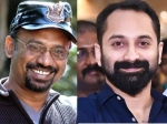 Fahadh Faasil And Rafi With Role Model