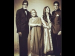 Aishwarya Rai Abhishek New Picture With Amitabh Jaya Bachchan Family