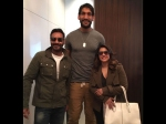 Ajay Devgn Says There Is Wall Between Him And Kajol Spotted In Nyc