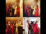 Pavitra Rishta Ankita Lokhande Shruti Aparna Others Come Together Pics