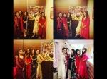 Pavitra Rishta Ankita Lokhande Shruti Aparna Others Come Together Pics
